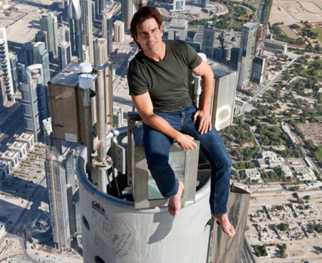 Tom Cruise: The Highest Man in the World