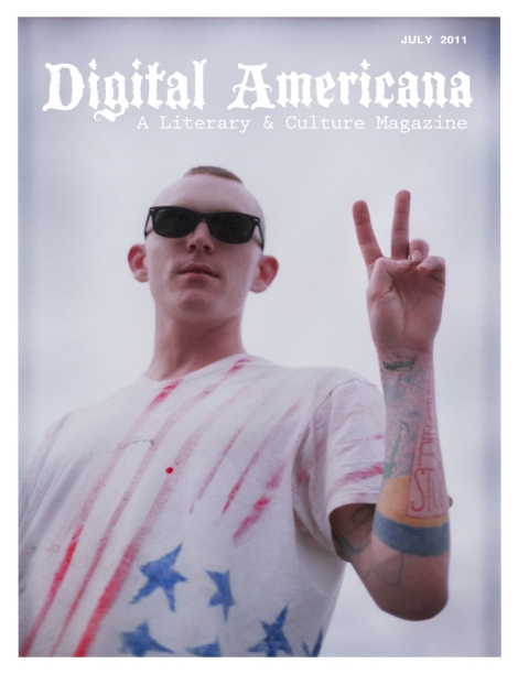 DAM JULY 2011 Cover